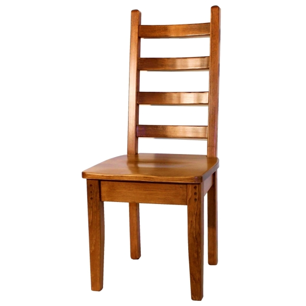 JW 156 Ladder Back Side Chair