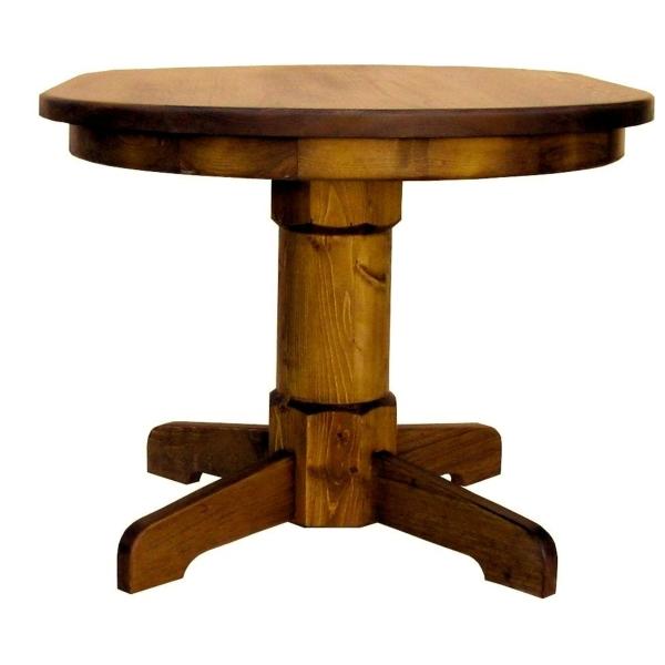 JW 161 Round Pedestal Table
