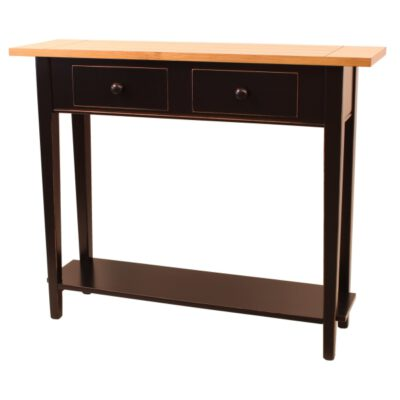 W 170-5 Deluxe Sofa Table with 2 large drawers