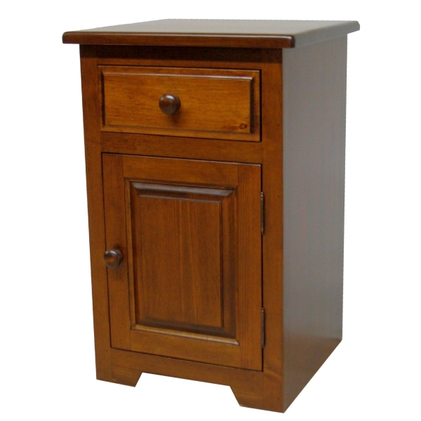JW 400-1 Night Stand with door & drawer