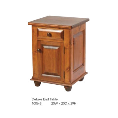 1006-3 Deluxe End Table