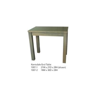 1007-1 Kerrisdale End Table