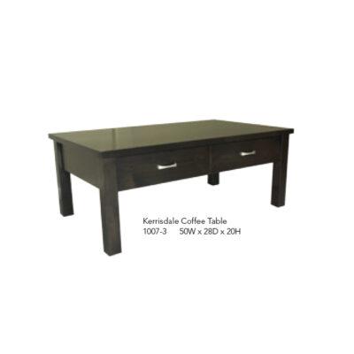 1007-3 Kerrisdale Coffee Table