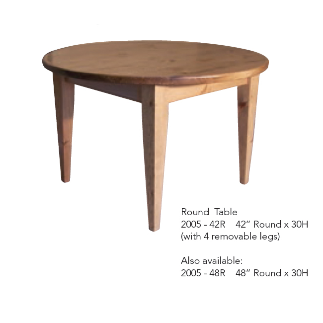 2005-42R Round Table