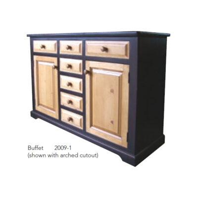 2009-1 Buffet