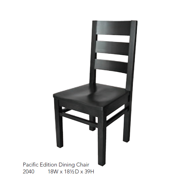 2040 Pacific Edition Dining Chair