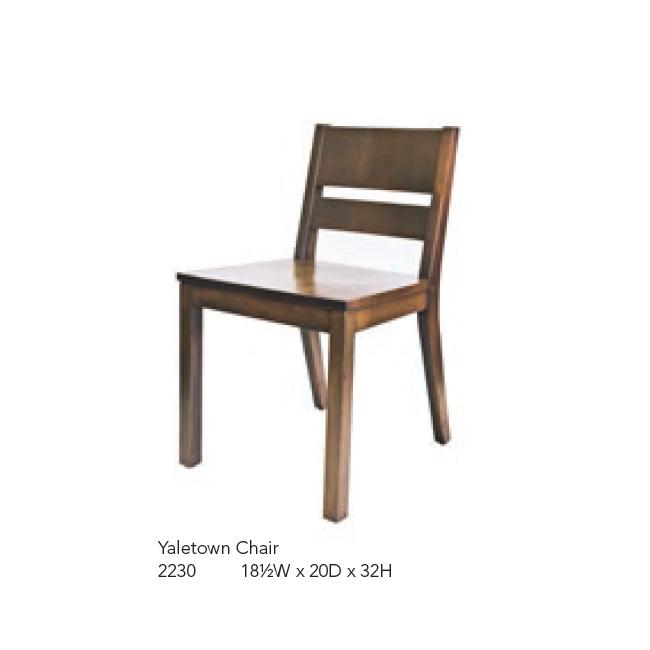 2230 Yaletown Chair