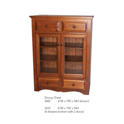 2400 Dining Chest