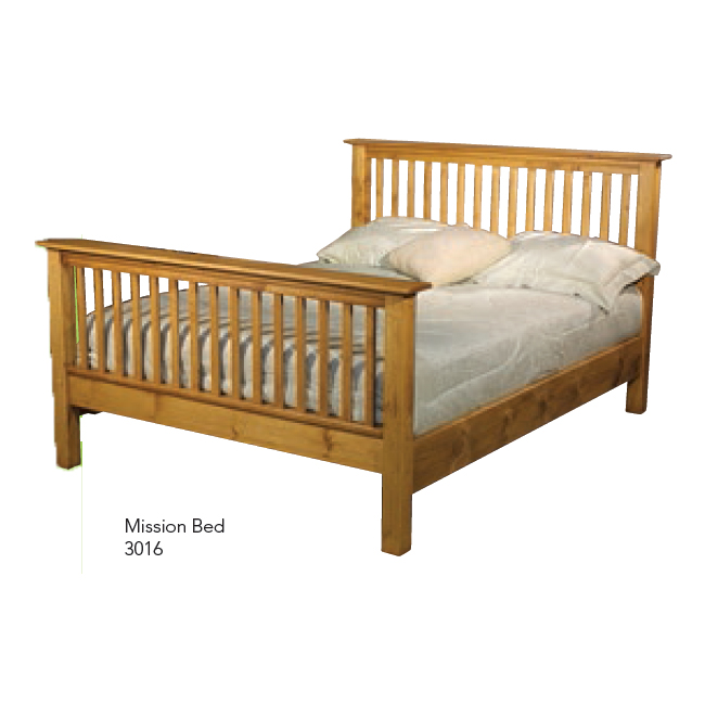 3016 Mission Bed