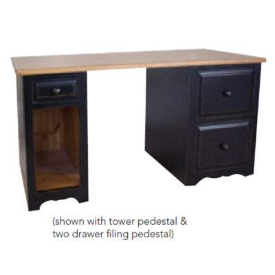 405 Desk With Variable Options
