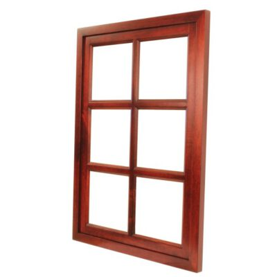JW 028 6 Panel Window Mirror