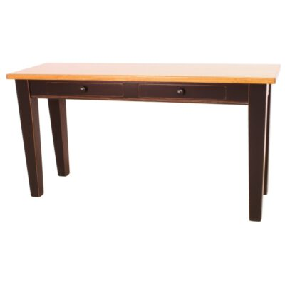 JW 610 Writing Desk with 2 drawers
