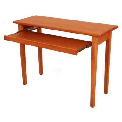JW 650 Mini Desk with keyboard tray