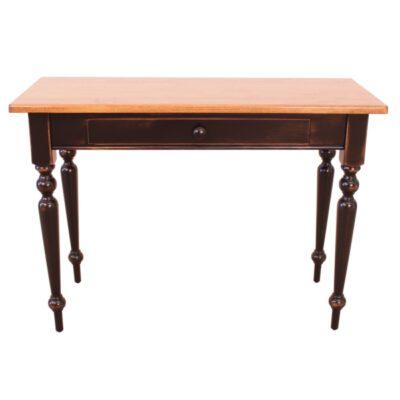 JW 650 Mini Desk with turned legs