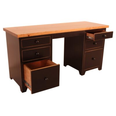 JW 670 Writing desks with a lot of variable options