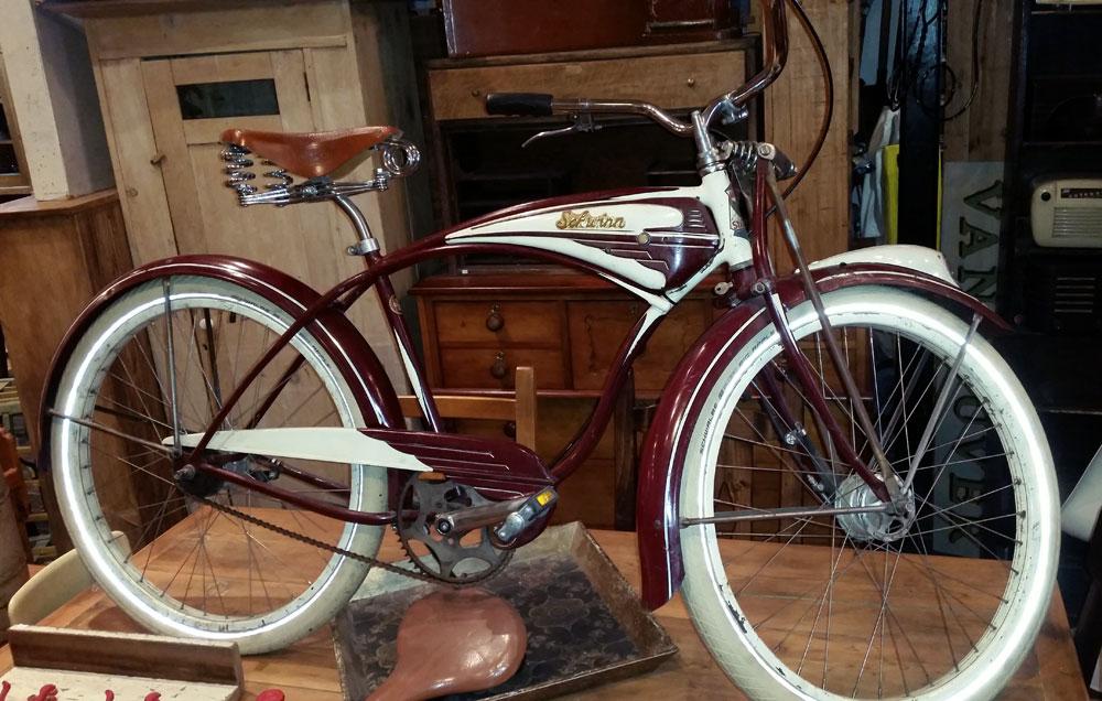 Antique Schwinn Bicycle